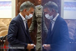 عکس/ برگزاری دادگاه رسیدگی به اتهامات عباس ایروانی