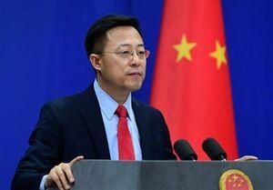 ژائو لیجیان سخنگوی وزارت امور خارجه چین