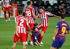 بارسلونا زور بُردن ندارد