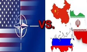 چین روسیه آمریکا ایران