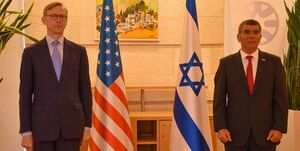 تکرار ادعاها علیه ایران در دیدار وزیر خارجه رژیم صهیونیستی با «برایان هوک»