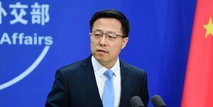 چین خطاب به کاخ سفید؛ بگذارید مردم آمریکا نفس بکشند