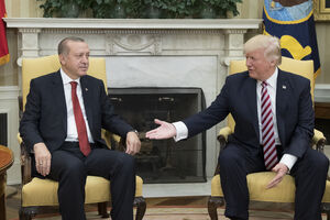 ترامپ و اردوغان - نمایه