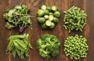 سبزیجات نمایه