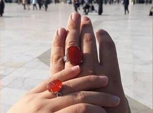 سنت زیبای لغو مراسم عروسی در شرایط کرونایی+ عکس