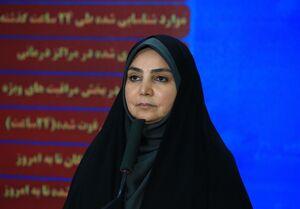 تعداد فوتیهای کرونا در ایران از ۱۱ هزار نفر گذشت