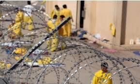 فیلم/ اوضاع مرگبار زندانهای آمریکا