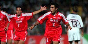 گل مهدویکیا به آمریکا در صدر بهترین گل آسیایی جامهای جهانی