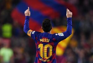 مسی در فکر جدایی از بارسلونا