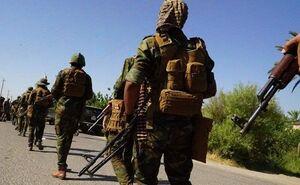 کشف اردوگاه زیرزمینی داعش توسط حشدالشعبی در شمال بغداد