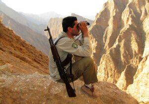 یک شکارچی حافظ حیات وحش شد +عکس