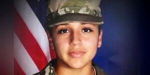 آزار جنسی و قتل یک نظامی زن آمریکایی به دست همکارش
