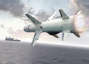 فیلم/ آزمایش جدید موشک ضد کشتی ترکیه