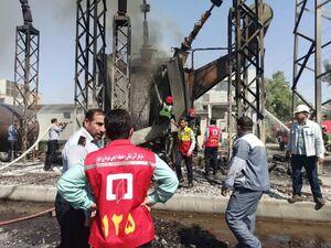 علت آتشسوزی در نیروگاه زرگان مشخص شد