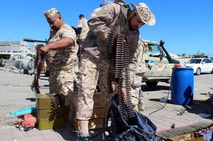 گزارش پنتاگون از انتقال مزدوران سوری به لیبی توسط ترکیه