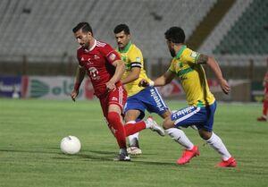 لیگ برتر فوتبال| بازگشت تراکتور به جمع مدعیان با پیروزی مقابل صنعت نفت
