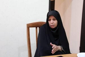 ناکامی زن چادری در ترور محمدرضا + عکس
