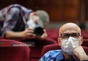 عکس/ هشتمین جلسه رسیدگی به اتهامات اکبر طبری