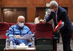 هشتمین جلسه رسیدگی به اتهامات اکبر طبری