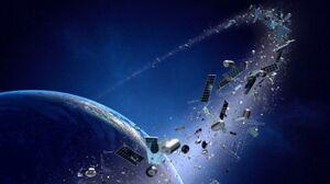 حذف زباله های فضایی با روش ژاپنی