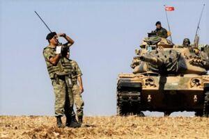 حمله ارتش ترکیه به عراق و کشف مهمات پکک