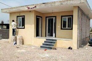 تحویل ۴۰ واحد مسکونی دیگر به سیلزدگان توسط سپاه