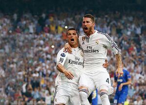 پیروزی رئال مادرید مقابل بیلبائو با گلزنی راموس