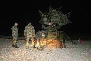 نخستین ضربه کاری نیروی هوایی ژنرال حفتر به ترکیه / سرکوب پدافند هوایی ارتش ترکیه در بدو ورود به پایگاه هوایی الوطیه +تصاویر