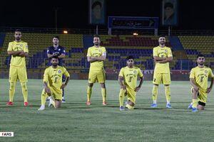 حواشی و حضور پارس جنوبی جم در میدان در غیاب بازیکنان استقلال