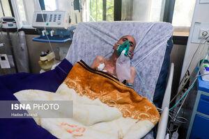 عکس/ بخش ویژه «کرونا» در بیمارستان گرگان