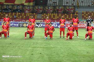 پیشرفت تیمِ نکونام در نیم فصل دوم