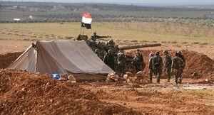 آخرین تحولات میدانی شمال غرب سوریه/ لحظه شماری نیروهای قدس برای آغاز عملیات / تقلای تروریستها برای فرار از شکست + نقشه میدانی و عکس