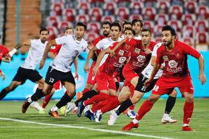پرسپولیس با حسادتها قهرمان میشود/ نمیتوان فوتبال را تعلیق کرد