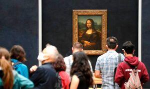 گشتی مجازی در موزه لوور پاریس بخش ایران +فیلم