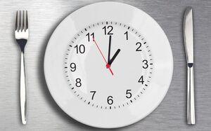 بهترین زمان خوردن خوراکیها در ساعات مختلف روز