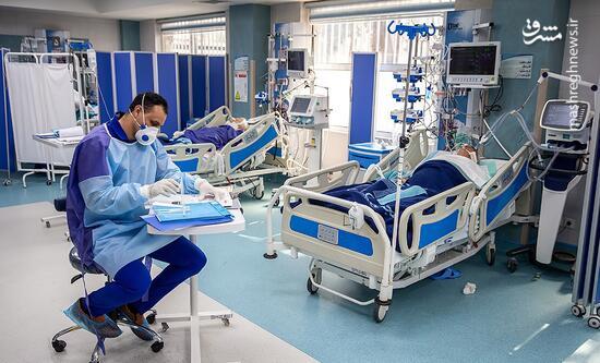 فیلم/ نگرانی از احتمال کمبود تخت بیمارستانی در تهران