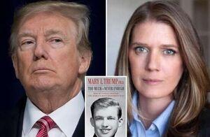 شکست خانواده ترامپ برای توقف انتشار یک کتاب