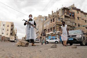 عکس/ زندگی در یمن زیر سایه کرونا