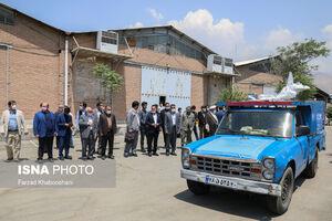 عکس/ ارسال یونیت دندانپزشکی به مناطق محروم