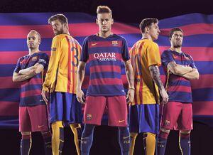 ضرر مالی «نایک» نصیب بارسلونا شد