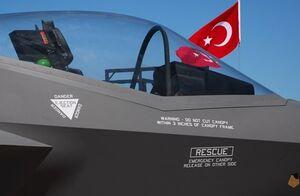 تلاش برای منصرف کردن پنتاگون از خرید قطعات «اف۳۵» ساخت ترکیه