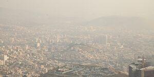 هوای تهران از ابتدای سال چند روز آلوده بوده است؟