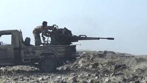 نفس ائتلاف سعودی در قلب یمن به شماره افتاد/ میدان نبرد جنوب و شمال استان مارب در تسخیر رزمندگان یمنی + نقشه میدانی و عکس
