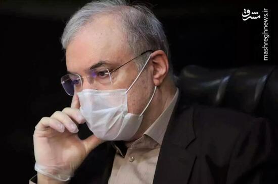 فیلم/ ماجرای یک میلیارد یورو وزیر بهداشت