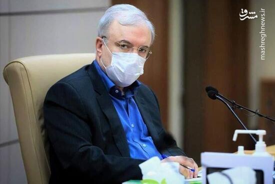 فیلم/ توضیحات وزیر بهداشت درباره وضعیت کنکور