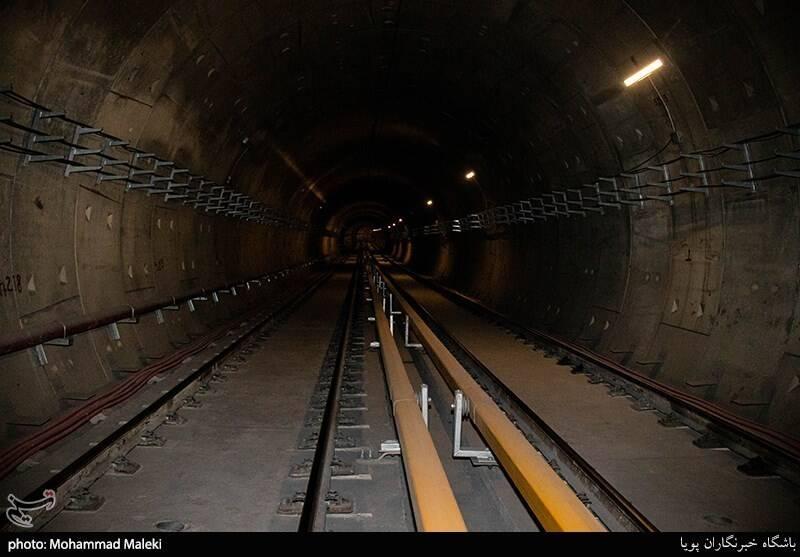 زمان تکمیل خط ۷ مترو تهران