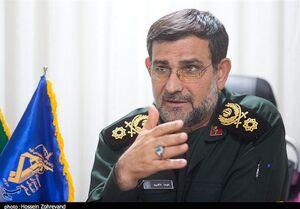 فرمانده نیروی دریایی سپاه سردار تنگسیری
