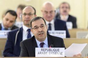 سوریه: ترور سردار سلیمانی تروریسم دولتی است