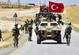 ارسال مجدد تجهیزات نظامی به سوریه توسط ترکیه
