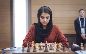 برتری خادمالشریعه مقابل قهرمان شطرنج جهان